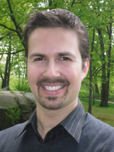 Chris Lehman Author Photo